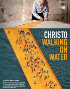 Christo – Walking on water