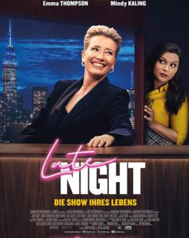 Late Night- die Show ihres Lebens
