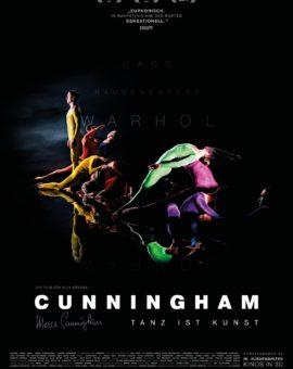 Cunningham – Tanz ist Kunst