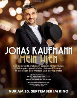 Jonas Kaufmann – mein Wien